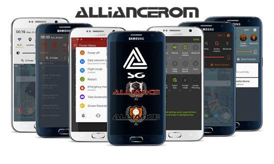 Custom Rom Terbaik Samsung Galaxy S6 2