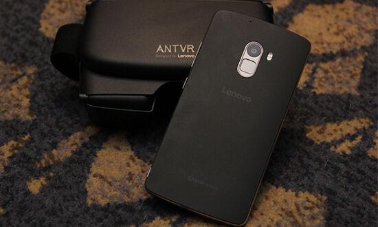 Smartphone Android Dual Sim Lenovo Vibe K4 Note
