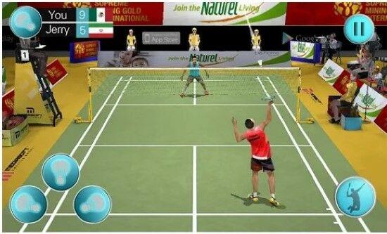 Game Badminton Legend Championship 4b373