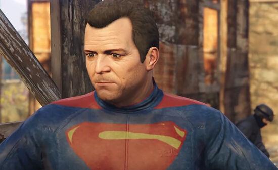 Superman Gta 5