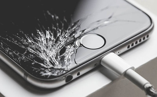 Iphone Rusak 2