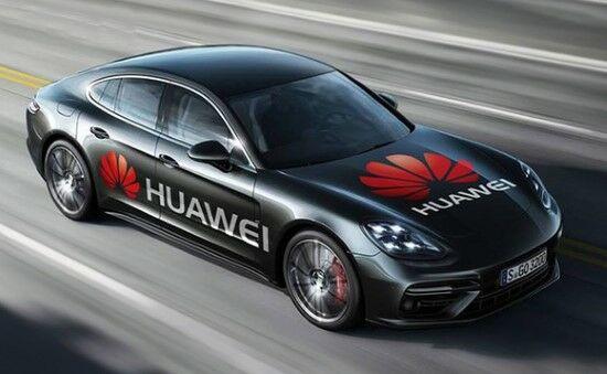 Mobil Huawei Ee432