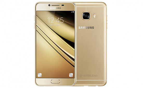 smartphone android terbaru juni samsung galaxy c7