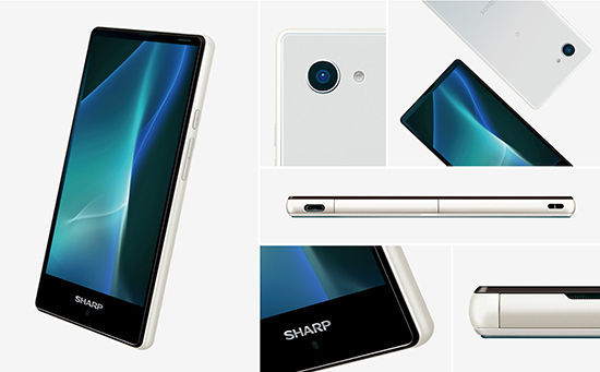 Sharp Aquos Mini Sh 03h