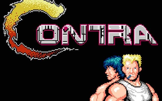 @Game Contra
