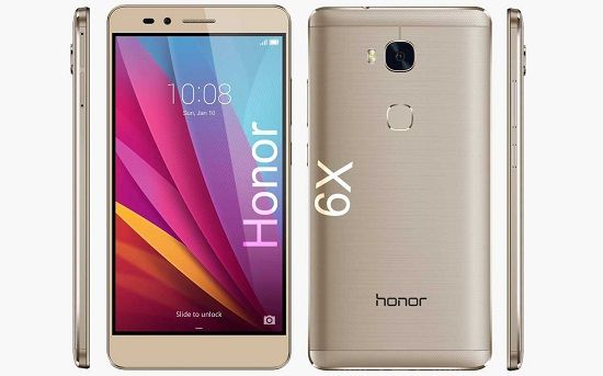 Honor 6X Pro