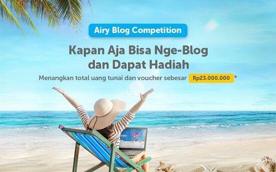 Lomba Blog Airy 64777