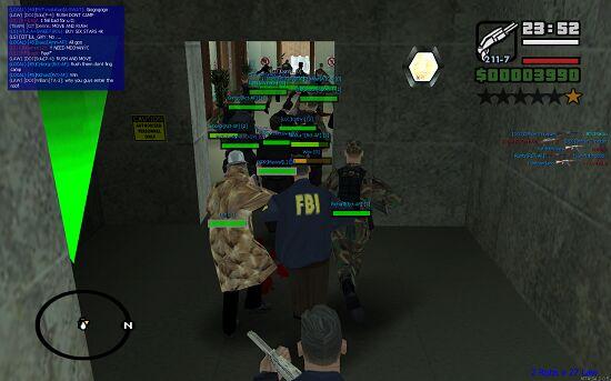 Grand Theft Auto San Andreas Multi Theft Auto