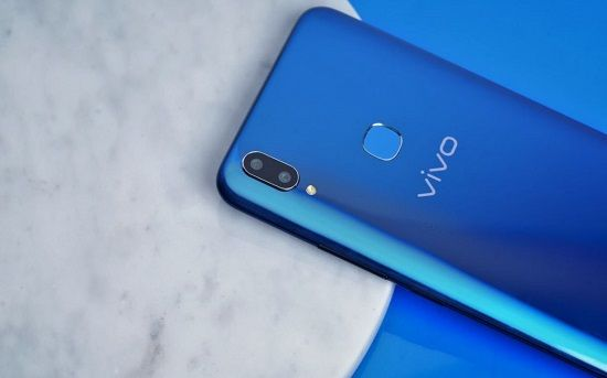 Vivo V9 Cool Blue 11f8c