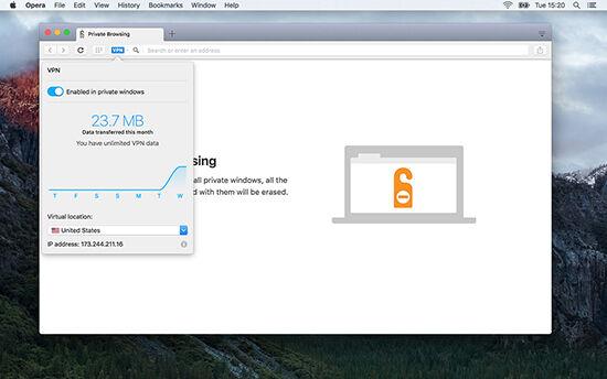 Browser Opera Hemat Baterai 6