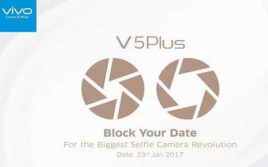 Vivo Leaked V5 Plus