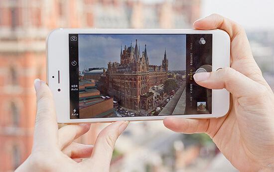 kamera dengan respon paling cepat apple iphone 6s