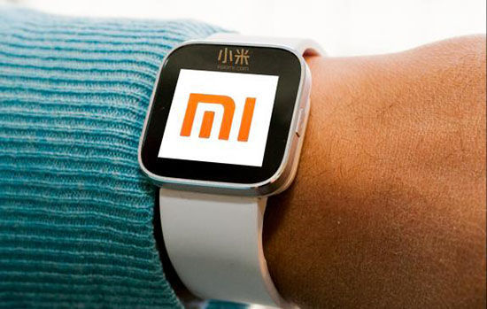 Xiaomi Smartwatch Render