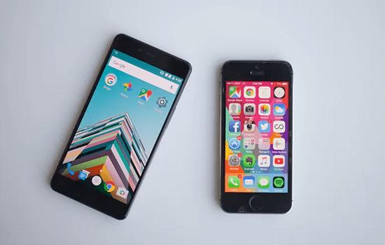 Oneplus X Vs Iphone 5s7