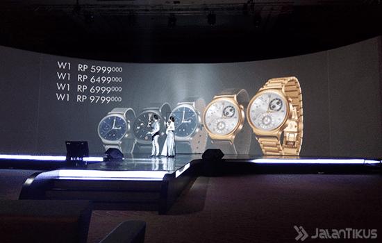 Huawei Watch W1 2