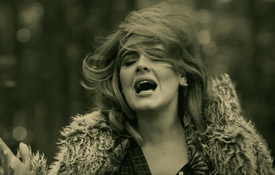 Adele Hello Form The Dark Side 3