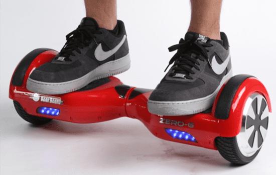 Hoverboard Meledak 4