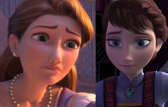 Tarzan Adiknya Ratu Elsa 3