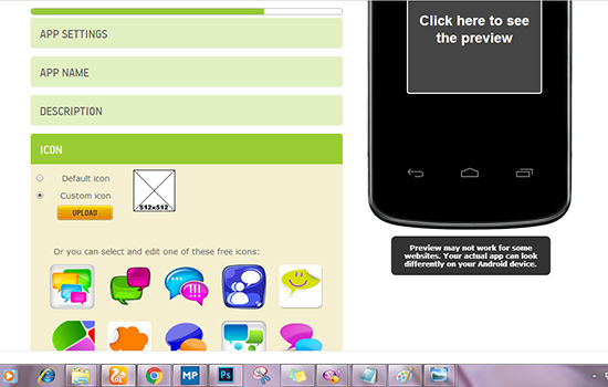 Cara Membuat Aplikasi Chatting Android 4