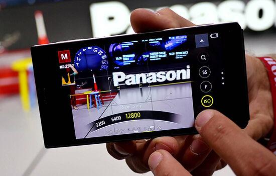 Panasonic Lumix Cm1 3