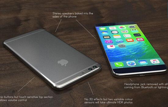Iphone 7 Vs Galaxy S7 3