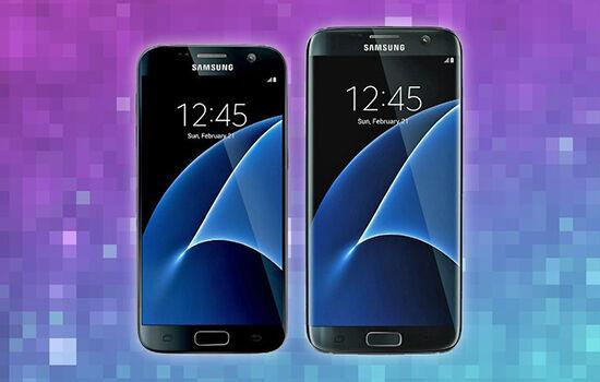Iphone 7 Vs Galaxy S7 4