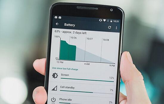 Smartphone Android Sejutaan Dengan Marshmallow 5