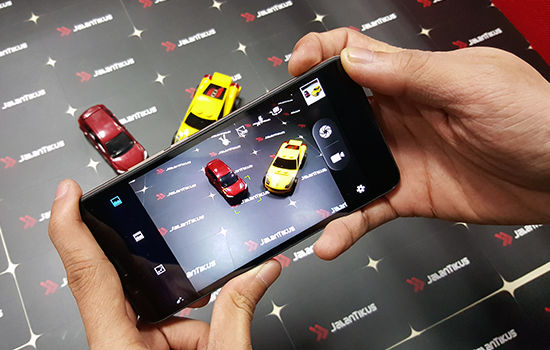 Axioo Venge Vs Xiaomi Redmi Note 2 1