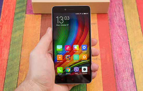 Axioo Venge Vs Xiaomi Redmi Note 2 7