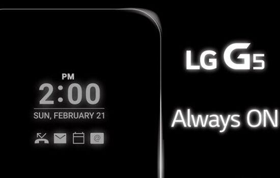 Lg G5 Vs Samsung Galaxy S7 3