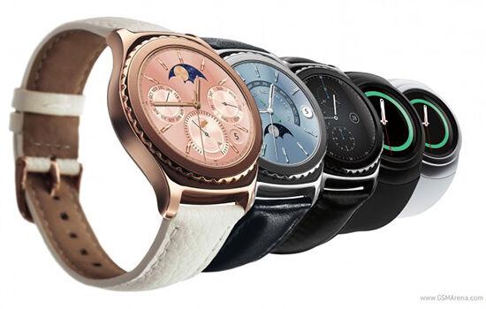 Smartwatch Rose Gold 2
