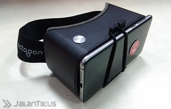 Review Octagon Vr Luna 5