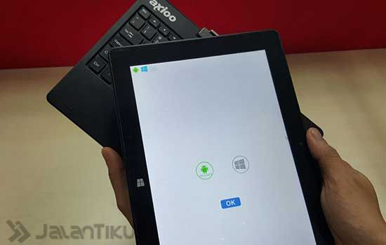 Review Axioo Windroid 10g 8