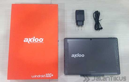 Review Axioo Windroid 10g