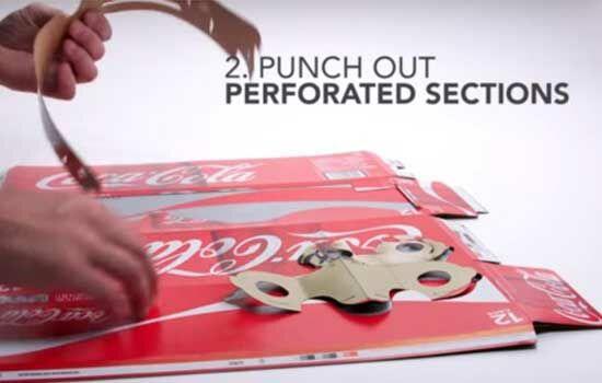 Headset Vr Gratis Dari Coca Cola 3