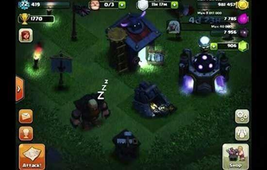 Update Terbaru Clash Of Clans 4