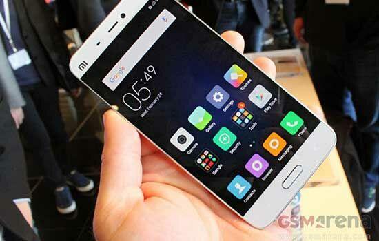 Review Xiaomi Mi 5 4