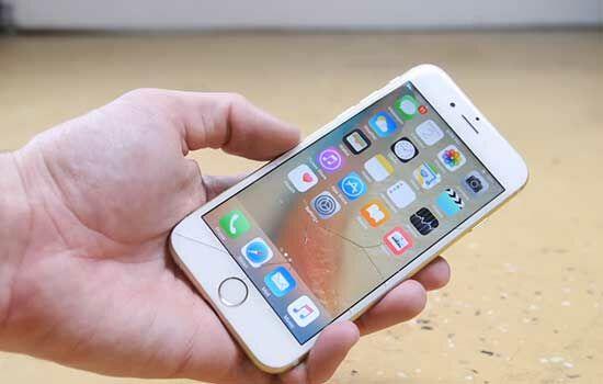 Drop Test Galaxy S7 Vs Iphone 6s 2