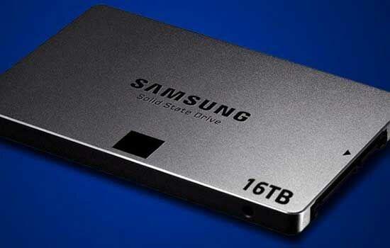 Ssd 16tb Samsung 2
