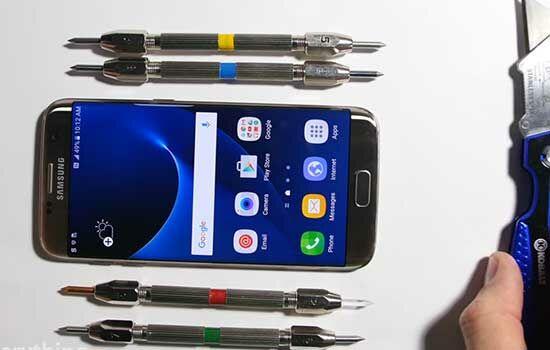 Penyiksaan Samsung Galaxy S7 2