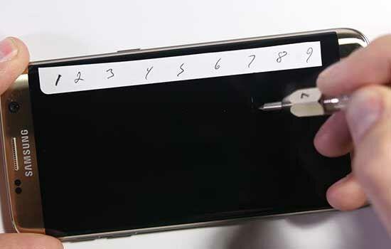 Penyiksaan Samsung Galaxy S7