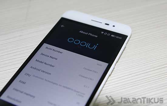 Review Coolpad Fancy 3