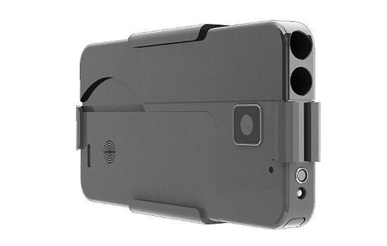 Smartphone Pistol Ideal Conceal 2