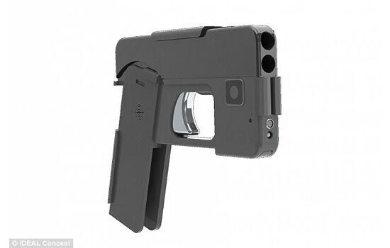Smartphone Pistol Ideal Conceal 3