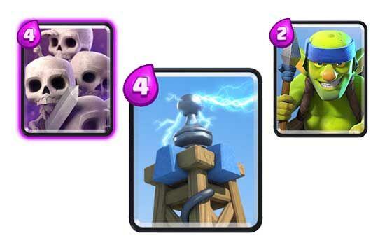 Kombinasi Deck Pekka Clash Royale 5