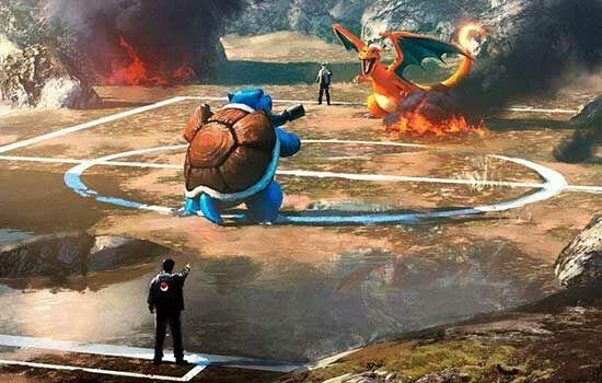 Serunya Main Game Pokemon Go 3