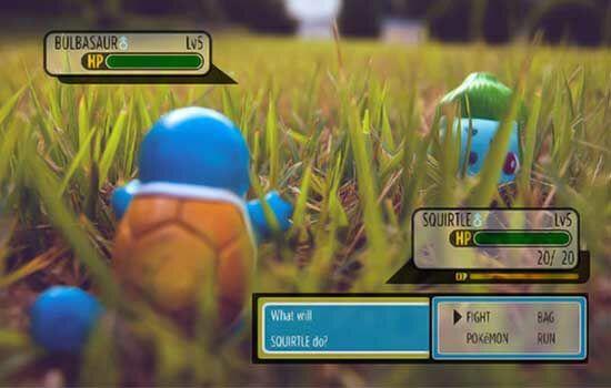 Serunya Main Game Pokemon Go