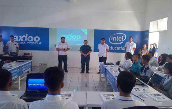 Axioo Development Program 2