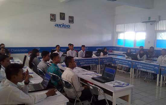 Axioo Development Program