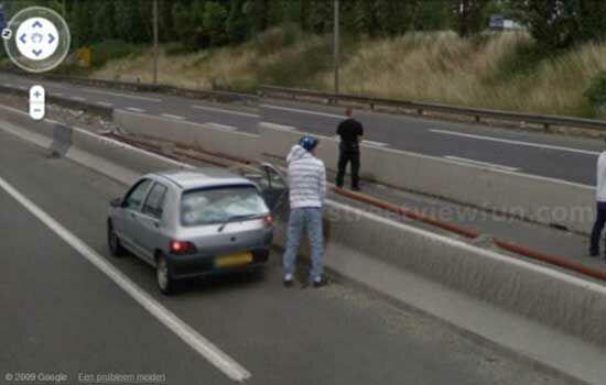 Peristiwa Aneh Di Google Street View 2